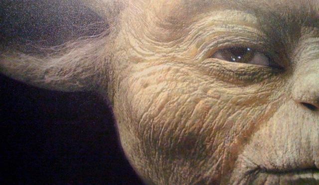 """Master Yoda""de Gonzalo Martín"